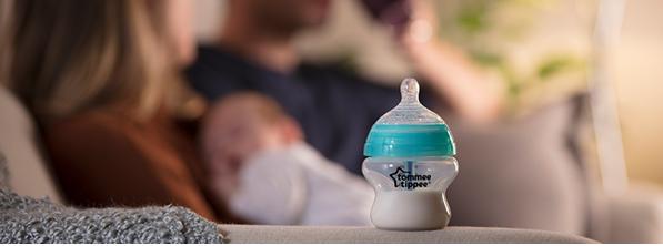 Cách lựa chọn bình sữa chất lượng và phù hợp cho bé