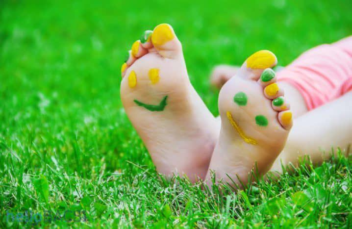 Bệnh nấm móng chân ở trẻ em: Nguyên nhân và cách điều trị