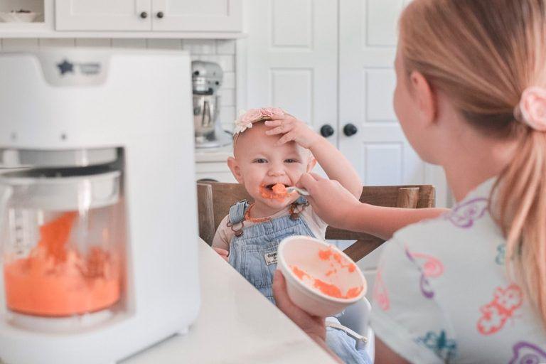 Các loại máy xay hấp thức ăn tốt nhất 2021