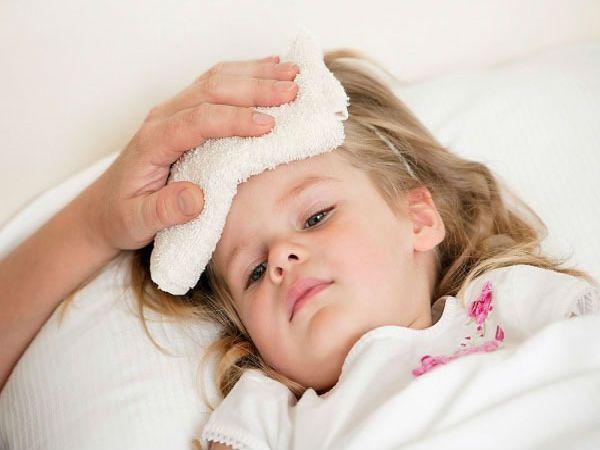 15 bệnh thường gặp ở trẻ em