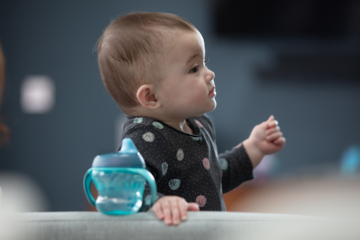 Các loại bình tập uống nước cho bé